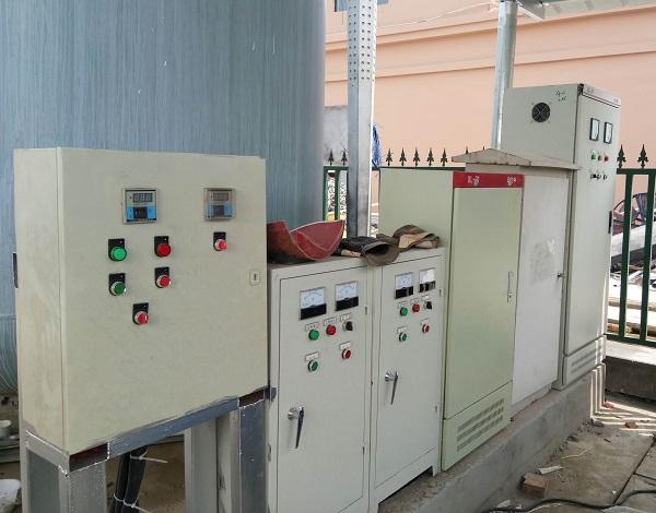 小区加压泵站远程监测系统